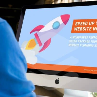 speed up website loading time