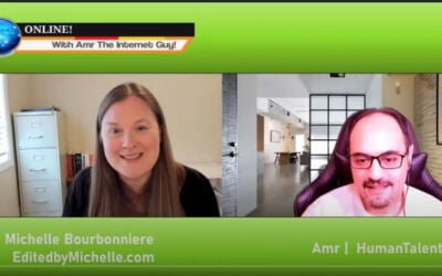 E9: Michelle Bourbonnière Make your website content KING & Improve SEO