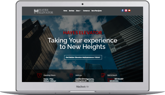 website design by HumanTalents